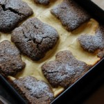 Mohn-Topfen-Kuchen