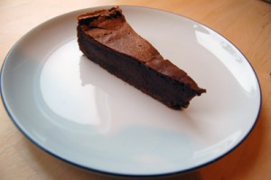Mississipi Mud Pie