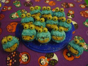 Semamstraße, Sesamstreet, Cookie-Monster