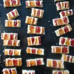 Eisenbahner Kekse, Rezept eisenbahner plätzchen, eisenbahner mit marzipan, marmelade-kekse, plätzchen mit marmelade