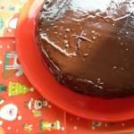 herbstlicher Kuchen, Kürbis Torte, Schokolade Torte, Rezept kürbis kuchen