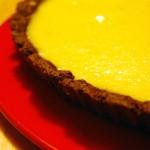 Rezept Orangen-Schoko-Tarte
