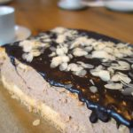 Maronischnitte mit Kakao